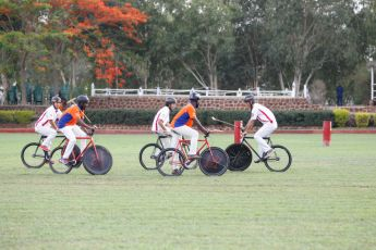 Francoise Sananikone Fifth Chukker Polo Bike 20