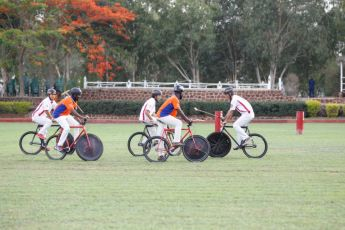 Francoise Sananikone Fifth Chukker Polo Bike 201