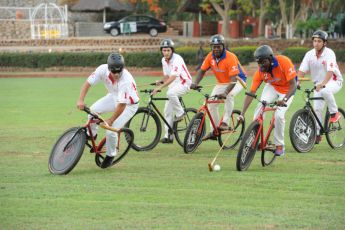 Michel Jamoneau Fifth Chukker Polo Bike 31